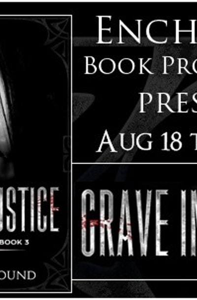 Blog Tour Schedule - Grave Injustice